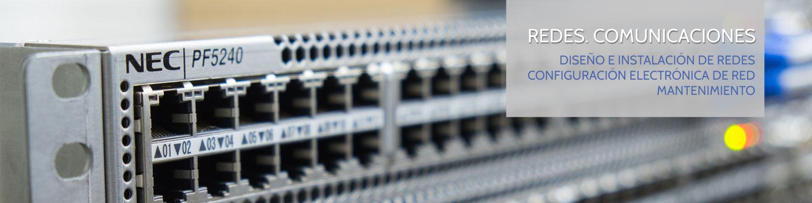 Diseño e instalación de redes de datos