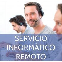 Servicio Informático Remoto (4 horas)